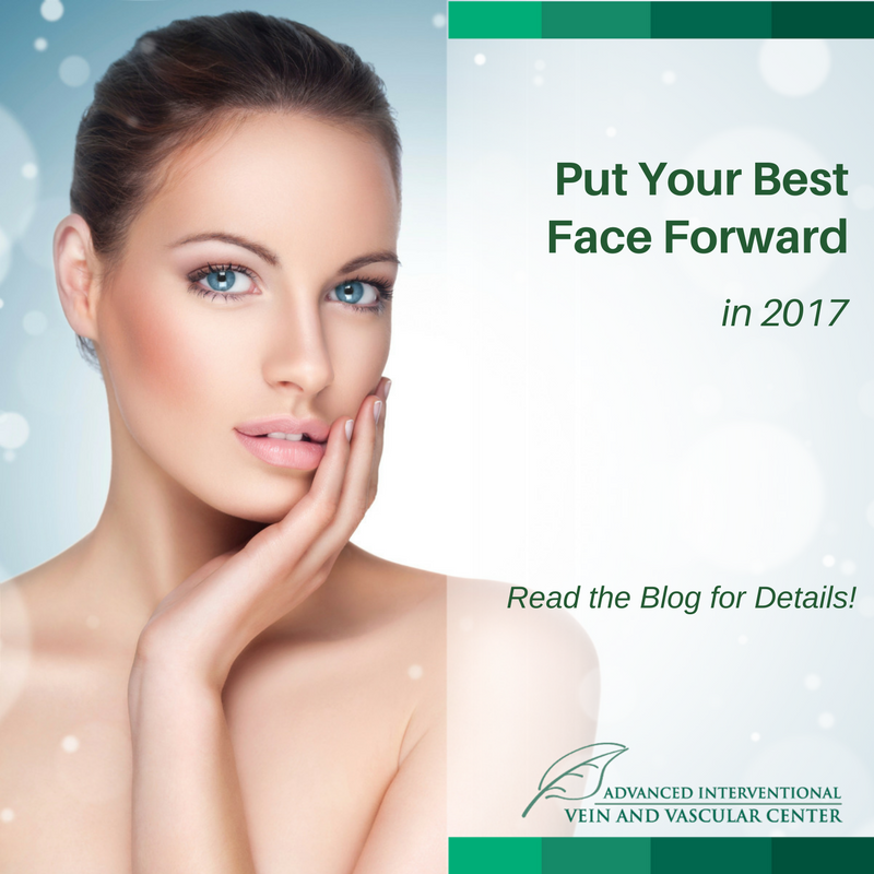 Put Your Best Face Forward in 2017